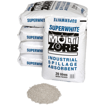 Absorbent Floor Granules