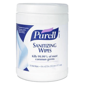 Hand Sanitising Wipes