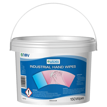Heavy Duty Hand Cleaning Wipes