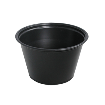 Plastic Souffle Portion Cups