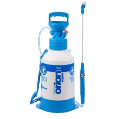 Kwazar Orion Super Pro+ Pump-Up Sprayer General Use 6L Janitorial Supplies