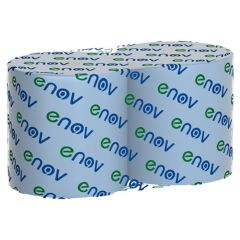 Blue 2 Ply Bumper Roll 360m Janitorial Supplies