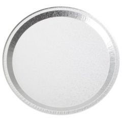12 Inch Round Foil Platter Janitorial Supplies