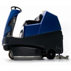 Numatic Twintec Vario Ride On Scrubber Dry Janitorial Supplies