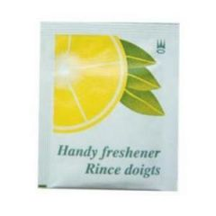 Handy Fresheners Towelettes Janitorial Supplies