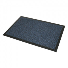 EntryLine Barrier Mat 90x120cm Blue Janitorial Supplies