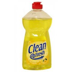 Citrus Clean & Fresh Washing Up Liquid Janitorial Supplies