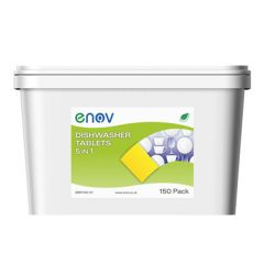 Dishwasher Tablets 5 in 1 Janitorial Supplies