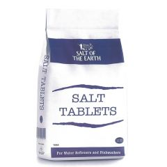 10Kg Salt Tablets Water Softener Janitorial Supplies