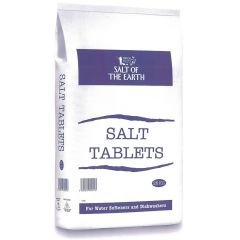 25Kg Salt Tablets Janitorial Supplies