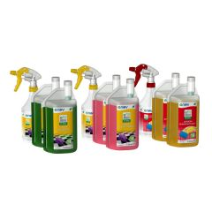 eFill Concentrate, Floor Care Starter Kit Janitorial Supplies