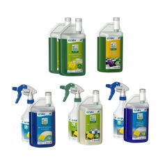 eFill Concentrate, Catering Starter Kit Janitorial Supplies