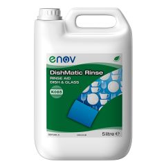 Dish & Glass Rinse Aid 5 Litre Janitorial Supplies
