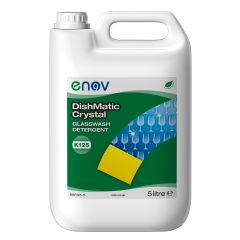 Glasswash Detergent 5 Litre Janitorial Supplies
