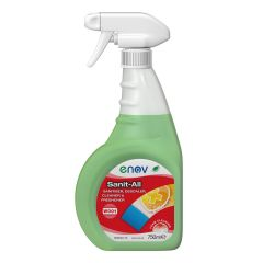 Bactericidal Washroom Cleaner 750ml Janitorial Supplies
