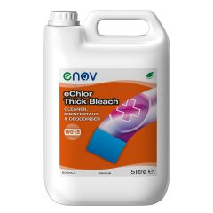 Thickened Bleach 5 Litre Janitorial Supplies