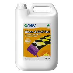 Lemon Floor Gel 5 Litre Janitorial Supplies