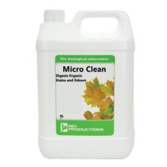 Micro Clean 5 Litre Janitorial Supplies