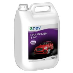Car Polish 3-In-1 5 Litre Janitorial Supplies