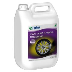 Car Tyre & Vinyl Dressing 5 Litre Janitorial Supplies