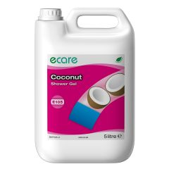 Hair & Body Shampoo Coconut 5 Litre Janitorial Supplies