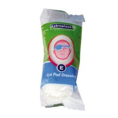 Dressing Eye Pad Sterile Wrapped