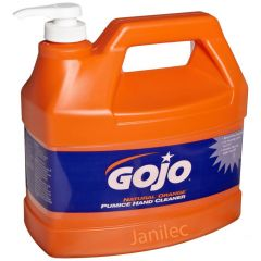 Gojo Natural Orange Pumice Hand Cleaner Janitorial Supplies