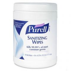 Purell Antimicrobial 270 Wipes Janitorial Supplies