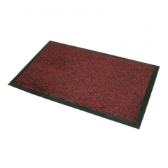 Entrance Barrier Mat 90x150cm Red Janitorial Supplies