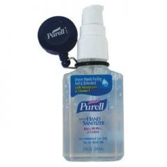 Gojo Purell Personal Rectractable Clip Janitorial Supplies