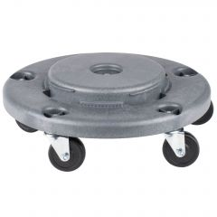 Huskee Round Mobiliser 5 Wheel Twist Janitorial Supplies