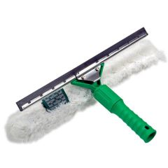 "Unger VP250 Visa Versa 10"" Window Squeegee Janitorial Supplies"