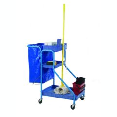 Port-a-Cart Trolley Waste bags Janitorial Supplies