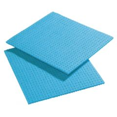 Cellulose Blue Sponge Cloths Janitorial Supplies