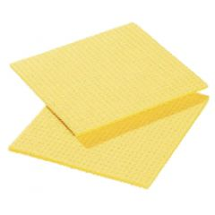 Cellulose Yellow Sponge Cloths Janitorial Supplies