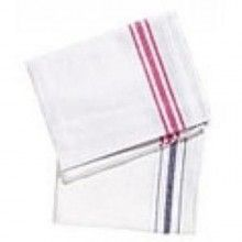 White Cotton Tea Towels Janitorial Supplies