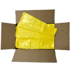 Yellow Refuse Bags Medium Duty Janitorial Supplies