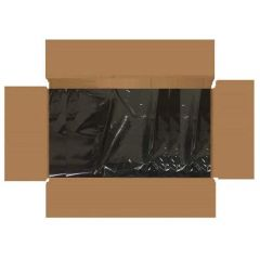 Black Refuse Bags Heavy Duty Janitorial Supplies