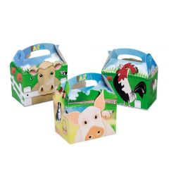 Meal Boxes Farmyard Design Janitorial Supplies