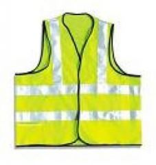 Vest High Vis 2 Band - EN Certified Janitorial Supplies