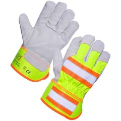 Gloves Canadian Super Power Rigger  - Pair Janitorial Supplies