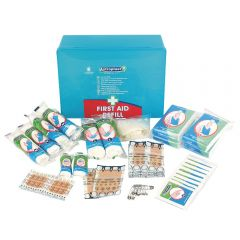 First Aid Kit Refill Pack up to 10 person Janitorial Supplies