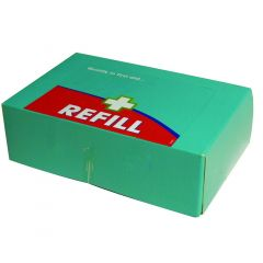 First Aid Kit Refill Pack up to 50 person Janitorial Supplies