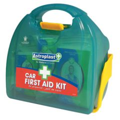 Vehicle First Aid Kit Box Janitorial Supplies