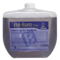 Bay West Eco-Foam Soap Cartridge Janitorial Supplies