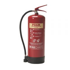 9 Litre Foam Fire Extinguisher Janitorial Supplies