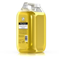 LFS Pachuli Luxury Hair & Body Wash Janitorial Supplies