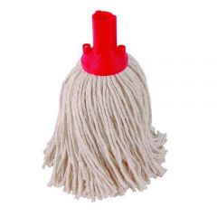 Red PY Mop Head Exel 250g Janitorial Supplies