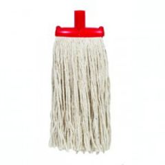 Red 340g  Prairie PY Mop Head Janitorial Supplies