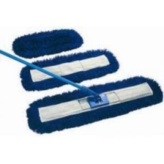 Blue Dust Beater Set 80cm Janitorial Supplies